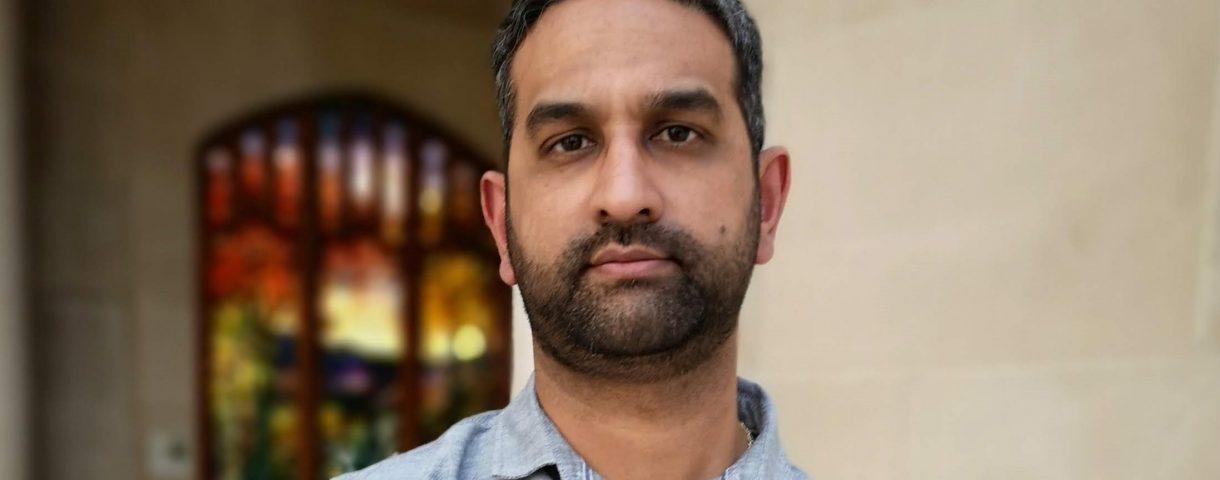Portrait photo of Nilesh Pandya